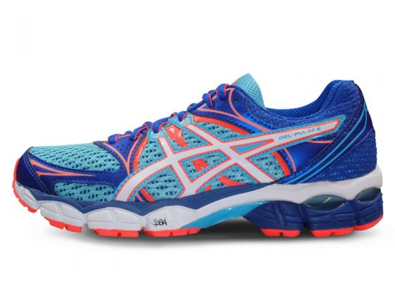asics gel pulse 6 rouge