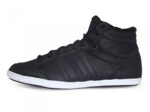 L'adidas plimcana mid fur noir pour un look différent