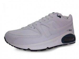 Nike air max Command blanche, conçue pour séduire