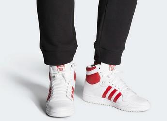 adidas top ten pas chères