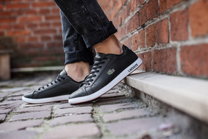 chaussures de marque lacoste