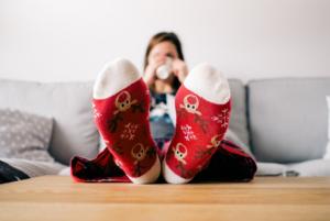 chaussettes coton tendances