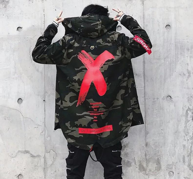 Différences vêtement streetwear techwear